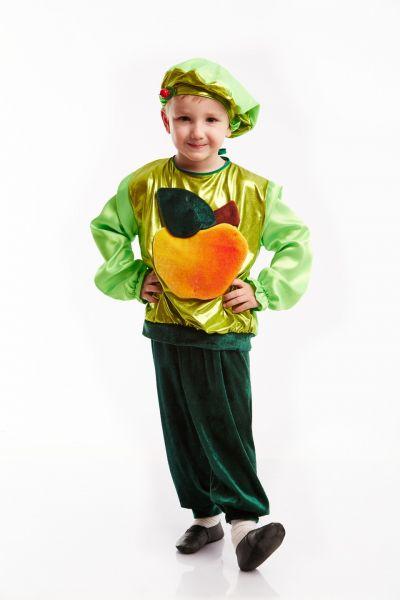 «Яблоко» карнавальный костюм для мальчика