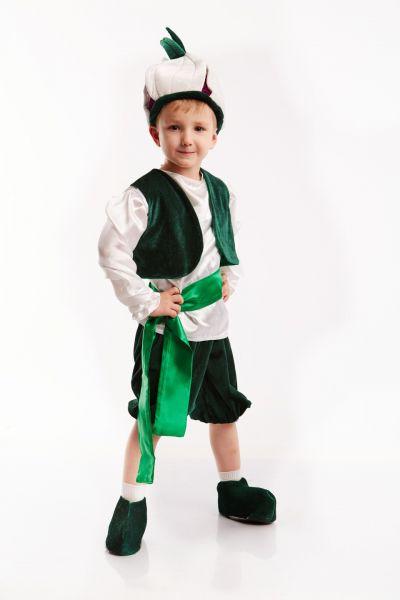 «Чеснок» карнавальный костюм для мальчика