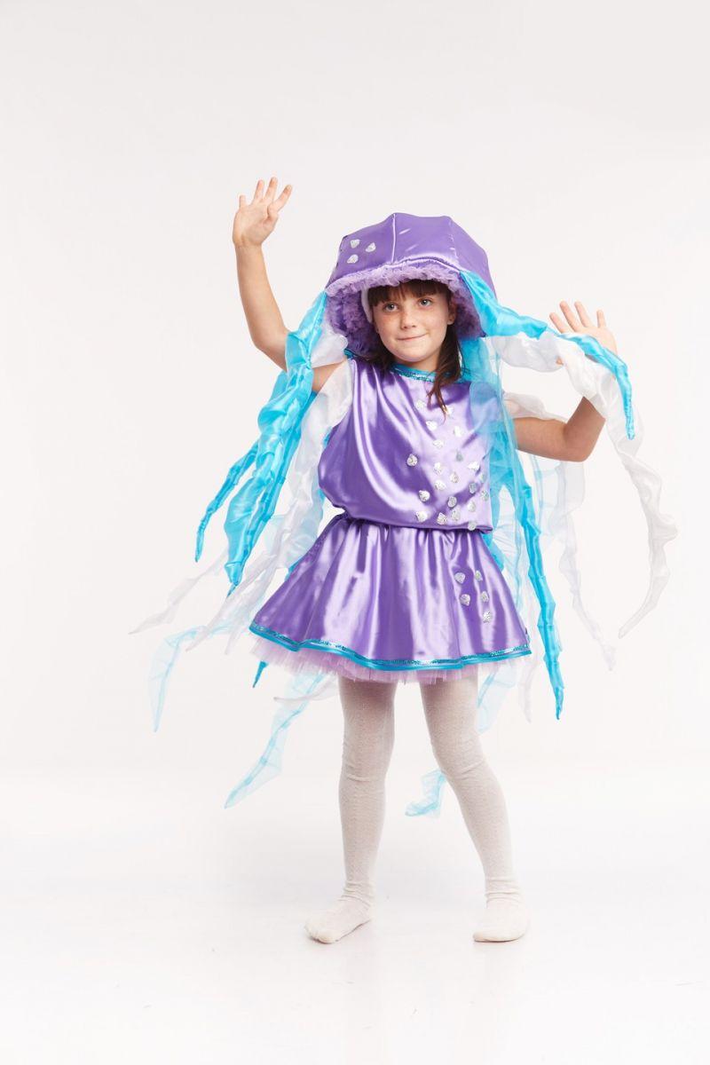 «Медуза» карнавальный костюм для девочки