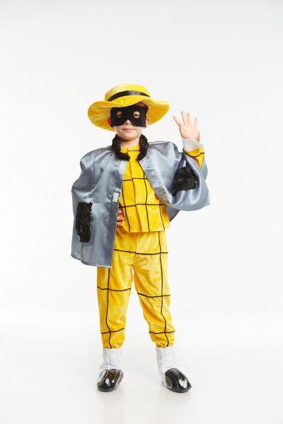 Сыщик «Бременские музыканты» карнавальный костюм для мальчика
