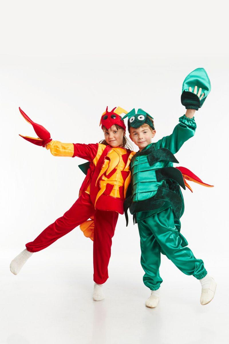 «Рак» карнавальный костюм для детей