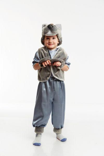 Волчик «Малыш» карнавальный костюм для малыша