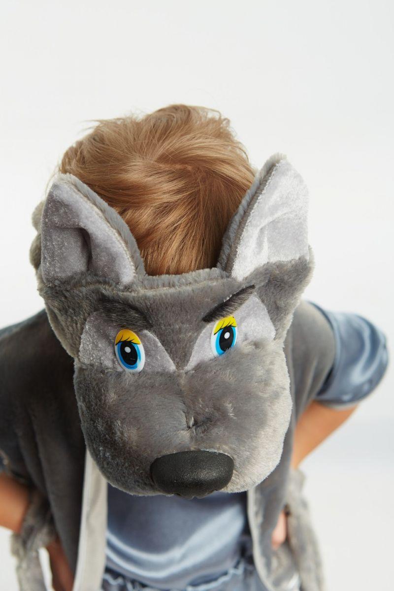 Масочка - Волчик «Малыш» карнавальный костюм для малыша / фото №961