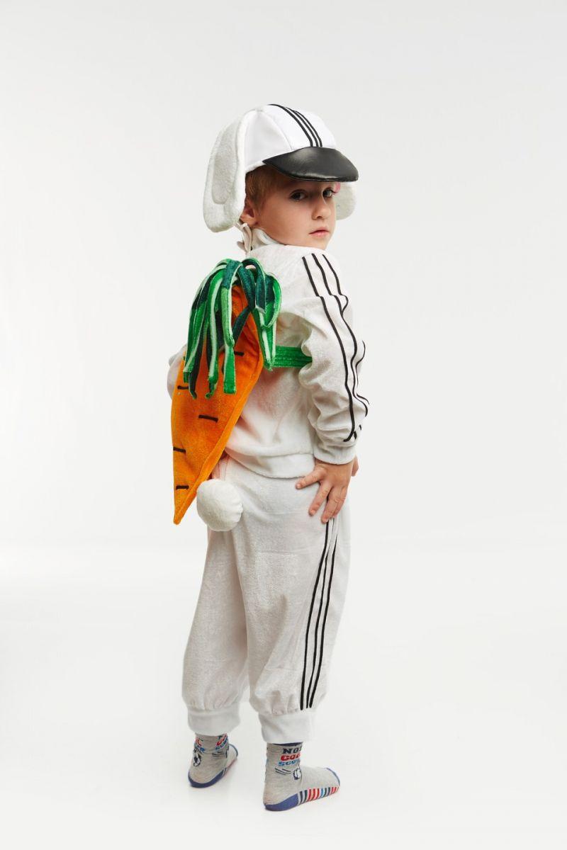 Масочка - Зая «Спортсмен» карнавальный костюм для малыша / фото №964