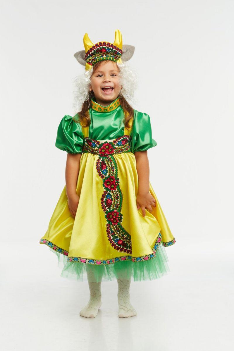 «Козочка» карнавальный костюм для девочки
