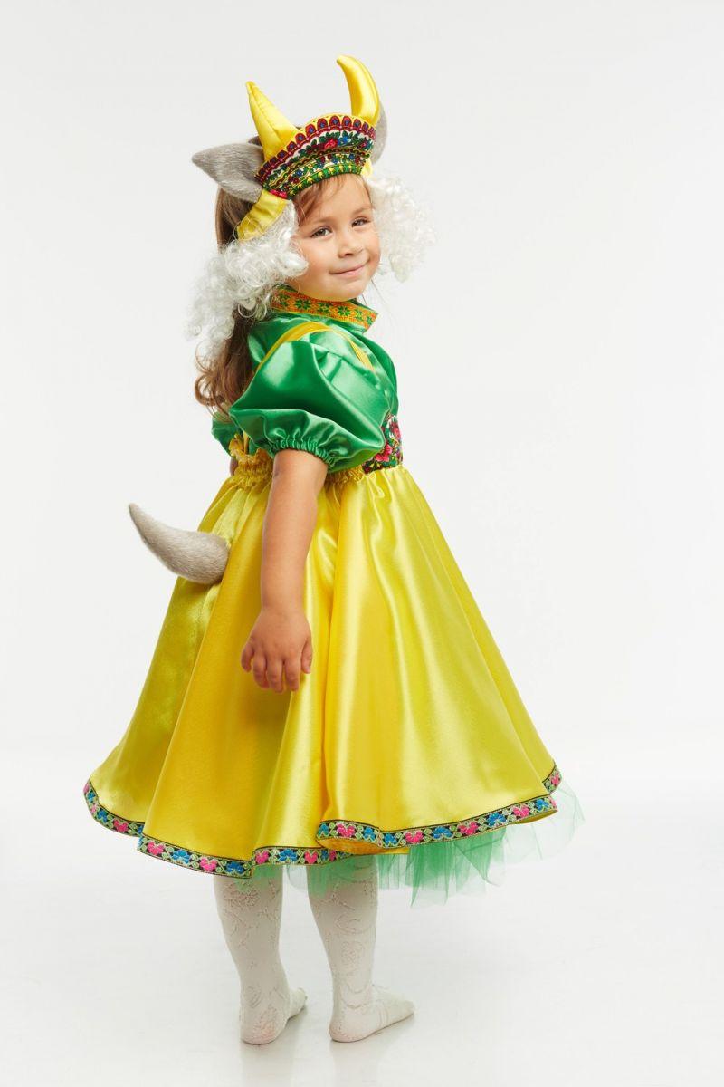 Масочка - «Козочка» карнавальный костюм для девочки / фото №969