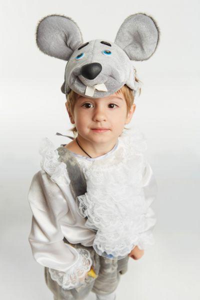 Мышонок «Малыш» карнавальный костюм для мальчика
