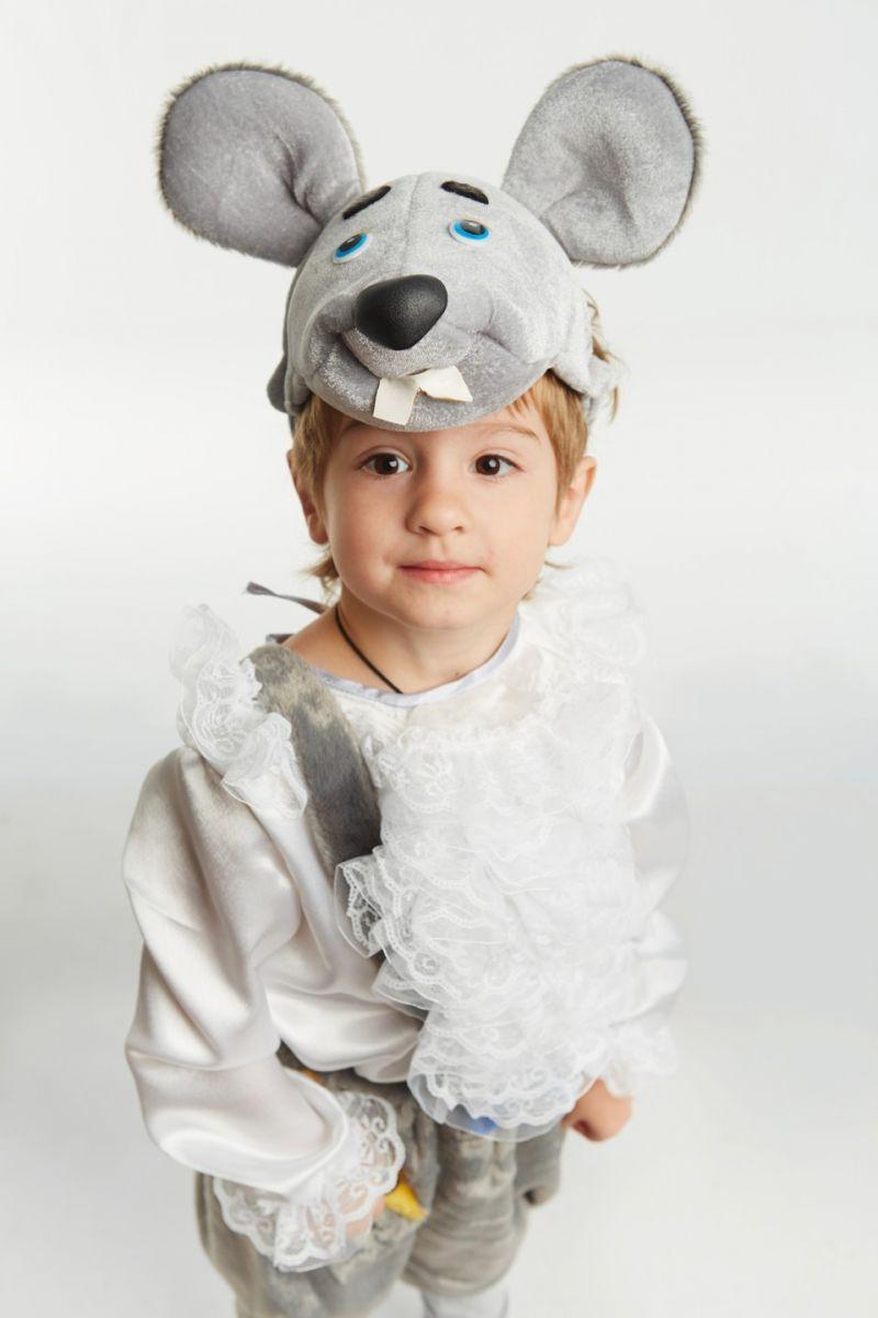 Масочка - Мышонок «Малыш» карнавальный костюм для мальчика / фото №972