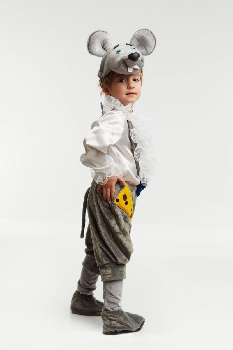 Масочка - Мышонок «Малыш» карнавальный костюм для мальчика / фото №973