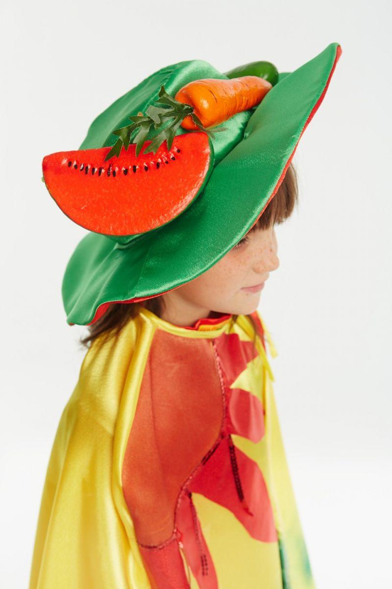Масочка - Месяц «Август» карнавальный костюм для мальчика / фото №976