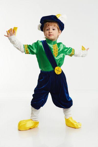 Козленок «Малыш» карнавальный костюм для мальчика