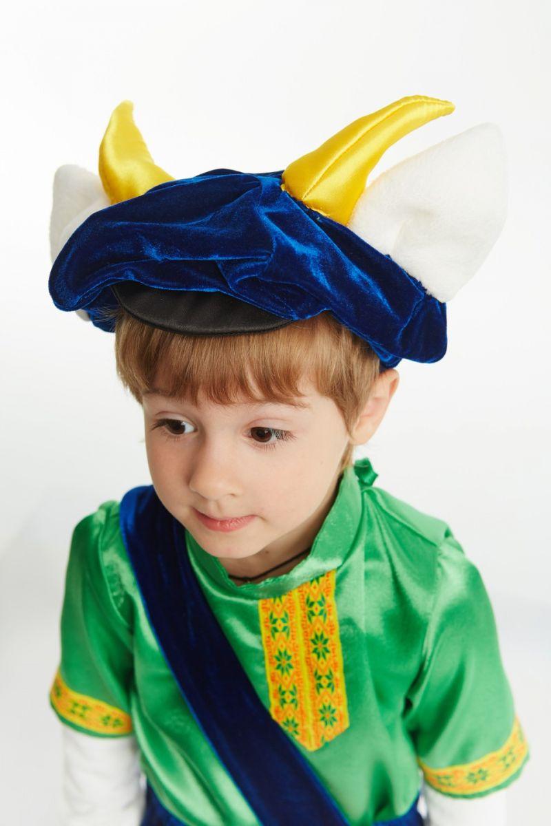 Масочка - Козленок «Малыш» карнавальный костюм для мальчика / фото №978