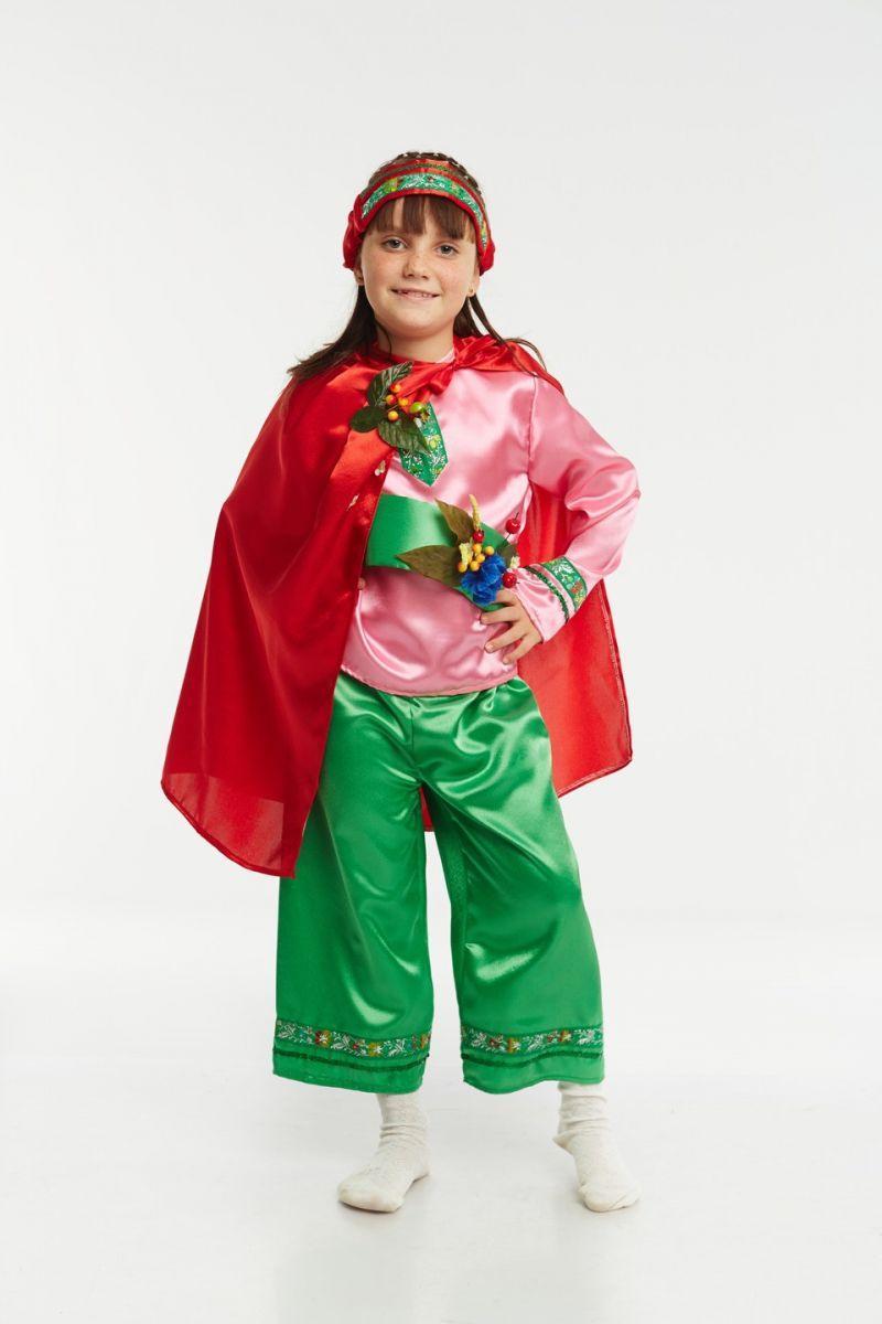 Месяц «Июль» карнавальный костюм для мальчика