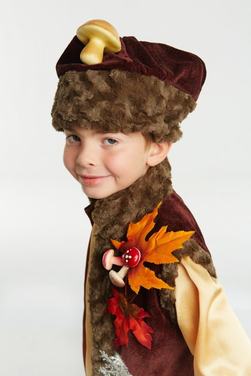 Масочка - Месяц «Ноябрь» карнавальный костюм для мальчика / фото №990